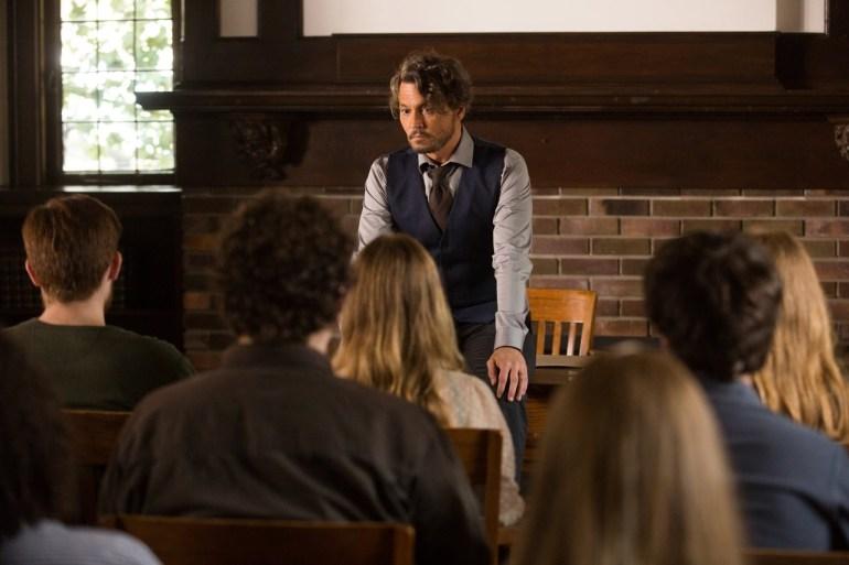 """Рецензия на фильм «Ричард говорит """"Прощай""""» / The Professor"""