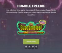 В Humble Bundle бесплатно раздают игру Guacamelee! Super Turbo Championship Edition - ITC.ua