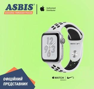 В Украине стартуют официальные продажи спортивных умных часов Apple Watch Nike+ Series 4 по цене от 13899 грн