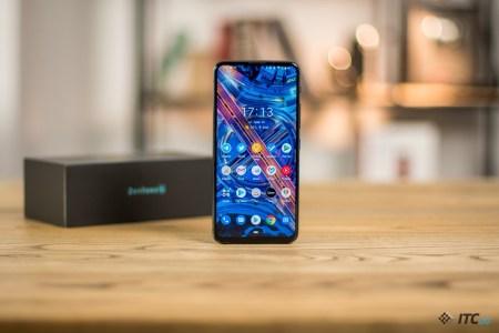 ZenFone 6 — обзор флагманского смартфона ASUS