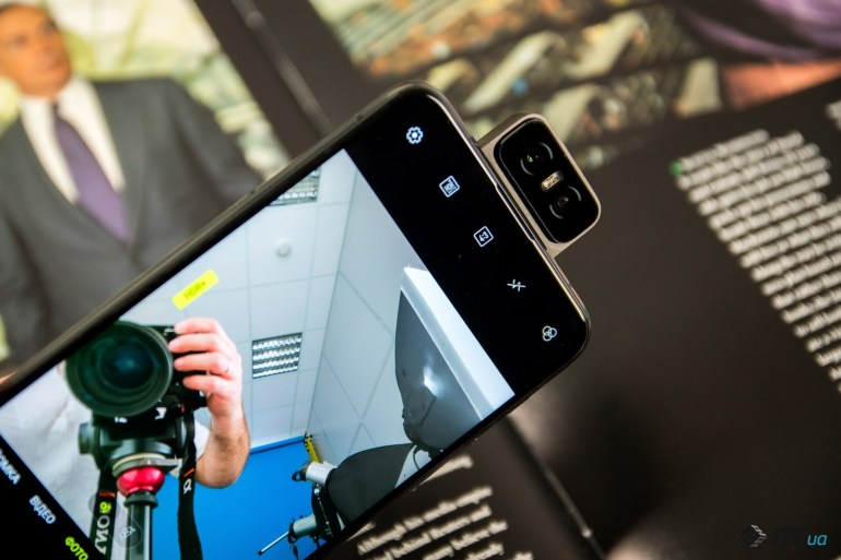 ZenFone 6 камеры