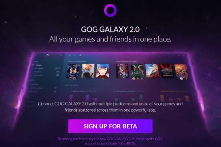 GOG представил новый клиент GOG GALAXY 2.0, который позволит собирать игры с различных платформ в одну универсальную библиотеку