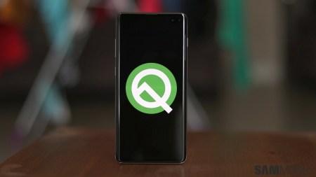 Список смартфонов и планшетов Samsung, которые с большой вероятностью получат обновление Android 10 Q. Старые флагманы Galaxy S8 и Galaxy Note8 вне игры