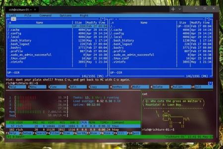 Microsoft представила Windows Terminal – новую командную строку для Windows