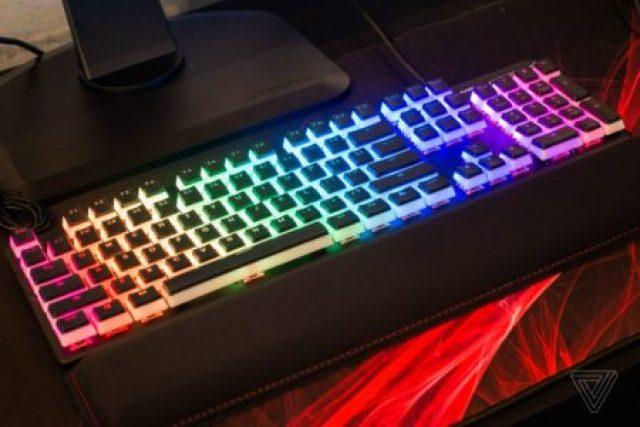 HyperX представила геймерскую клавиатуру HyperX Alloy Origins с механическими переключателями собственной конструкции - ITC.ua