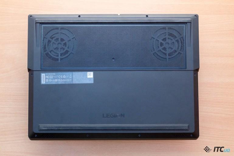 Legion Y530 — обзор игрового ноутбука Lenovo