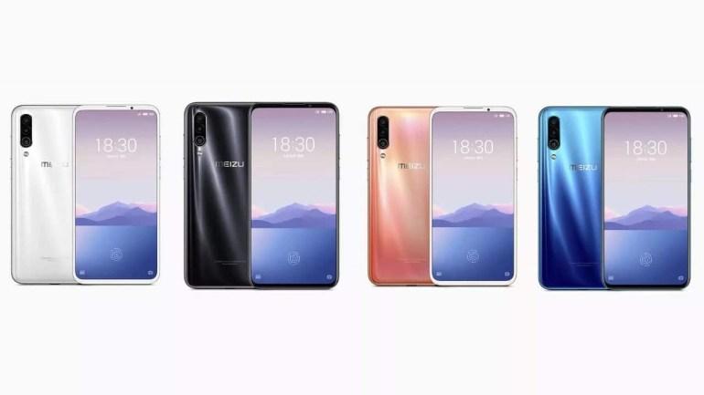Дешевле Redmi K20: Представлен смартфон Meizu 16Xs с SoC Snapdragon 675, тройной основной камерой и аккумулятором на 4000 мА·ч