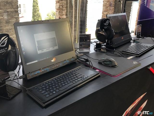 ASUS ROG Zephyrus S, M и G: все тонкости игровых ноутбуков - ITC.ua