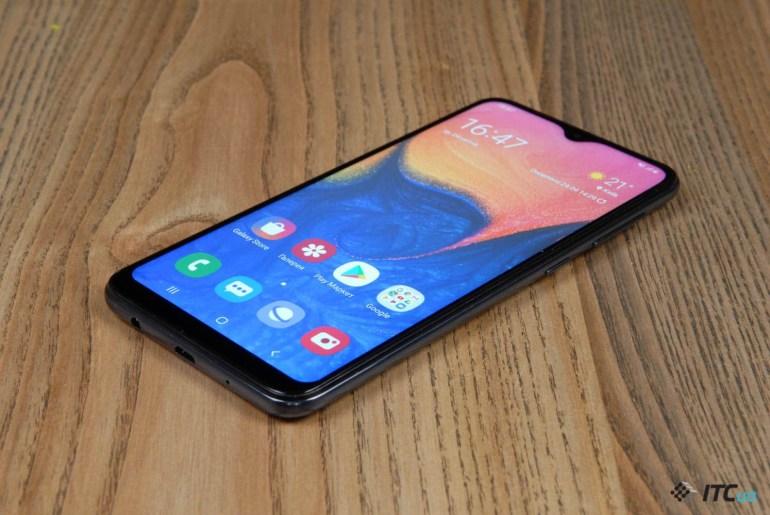 Galaxy A10 — обзор бюджетного смартфона Samsung