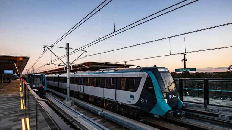 В Австралии заработала первая в стране ветка метро - по ней пустили робопоезда