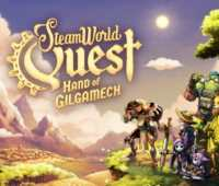 SteamWorld Quest: Hand of Gilgamech – карточная RPG на паровой тяге - ITC.ua