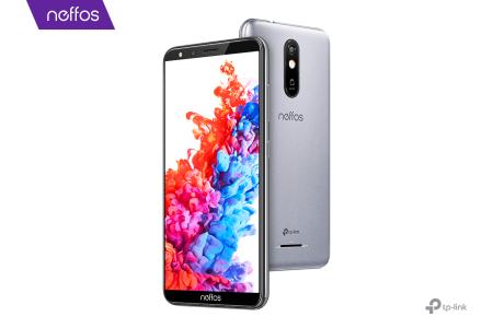 TP-Link Neffos C7 Lite — бюджетный 5,45-дюймовый смартфон с безрамочным экраном и поддержкой 4G по цене 1999 грн