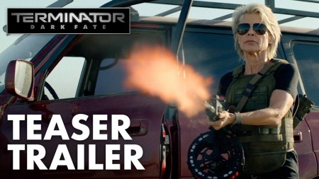 Первый трейлер фильма Terminator: Dark Fate / «Терминатор: Темная судьба» с Арнольдом Шварценеггером и Линдой Хэмилтон