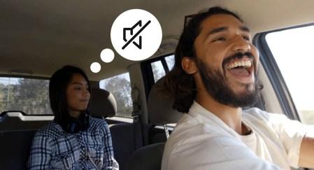 Uber запустил в США опцию «режим тишины», который заставит водителя не отвлекать пассажиров разговорами
