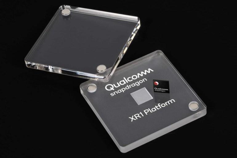 Qualcomm показала референсный дизайн VR-гарнитуры на базе SoC Snapdragon XR1