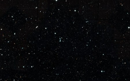 «Поле наследия Хаббла» — самое масштабное изображение Вселенной, содержащее данные за все 16 лет наблюдений телескопа