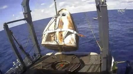 SpaceX подтвердила уничтожение капсулы Crew Dragon из-за аварии на недавних испытаниях, причина по-прежнему неизвестна