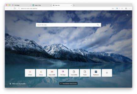 Раньше времени. Тестовые сборки нового браузера Microsoft Edge для macOS доступны для загрузки - ITC.ua