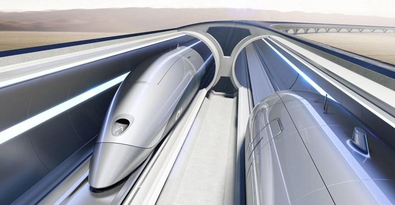 ЕС хочет регулировать Hyperloop