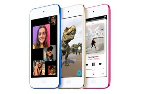 Apple представила обновленный iPod touch с процессором A10 Fusion, поддержкой AR и памятью до 256 ГБ - ITC.ua