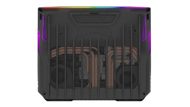 MSI оснастила игровой ноутбук настольным процессором Intel Core i9 c возможностью разгона до 5 ГГц - ITC.ua