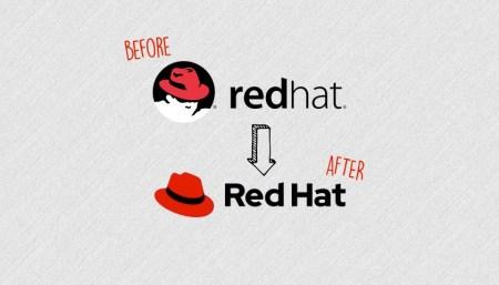 Red Hat сменила логотип впервые за 20 лет