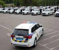 Национальная полиция Украины получила 83 гибридных кроссовера Mitsubishi Outlander PHEV в рамках Киотского протокола (и повредила 1300 из 2500 служебных автомобилей за четыре года) - ITC.ua