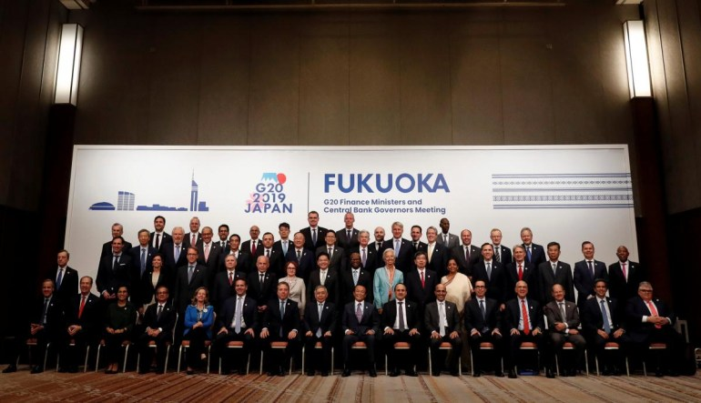 Страны G20 намерены пересмотреть «цифровой налог» для технологических компаний к 2020 году