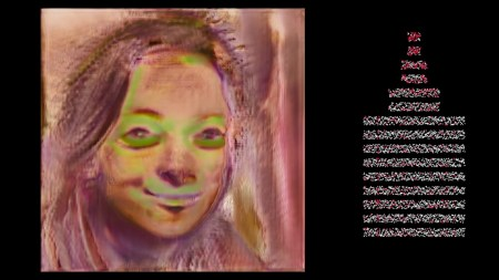 What I saw before the darkness: анонимная программистка запечатлела на видео «смерть» нейросети
