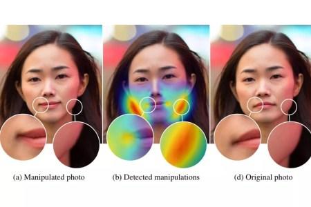 Нейросеть от Adobe способна выявлять отредактированные в Photoshop лица