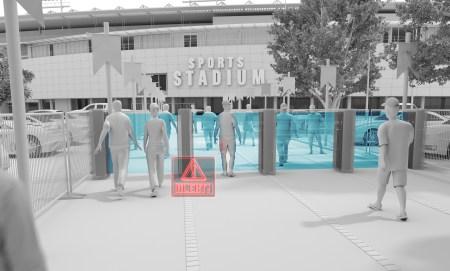 Домашний стадион футбольного клуба «Бавария» оснастят автономной системой сканирования зрителей, способной выявлять скрытые под одеждой предметы