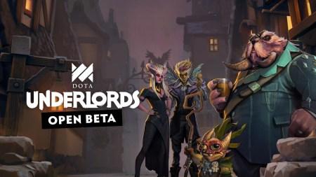 Valve открыла доступ к новой игре Dota Underlords всем желающим