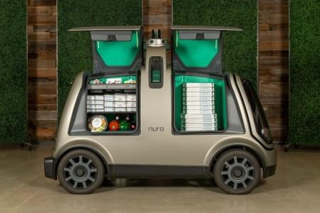 Domino's Pizza будет использовать беспилотные фургоны Nuro для доставки пиццы жителям Хьюстона