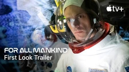 Первый трейлер фантастического сериала For All Mankind / «Для всего человечества» для стриминговой платформы Apple TV Plus