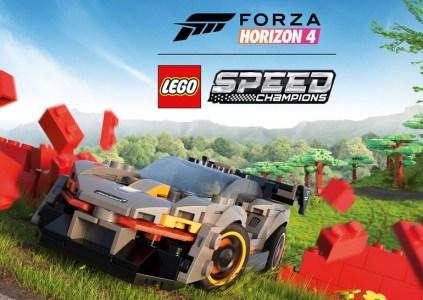 Forza Horizon 4: LEGO Speed Champions – все любят LEGO!