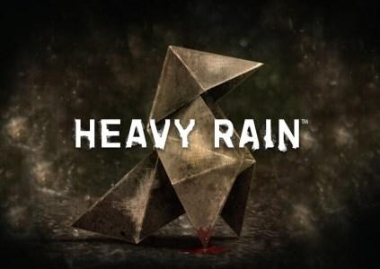 Heavy Rain: время дождя