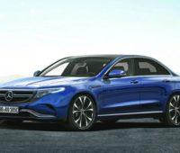 В 2022 году Daimler выпустит электрический седан Mercedes EQE с парой двигателей мощностью 400 л.с. и запасом хода 600 км - ITC.ua
