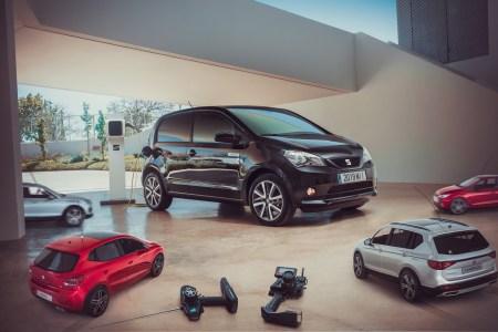 Seat представил серийный электромобиль Mii Electric с мощностью 61 кВт, батареей 36,8 кВтч и запасом хода 260 км (WLTP), продажи стартуют в конце 2019 года
