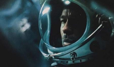 Опубликован дебютный трейлер научно-фантастической драмы Ad Astra / «К звездам» с Брэдом Питтом в главной роли