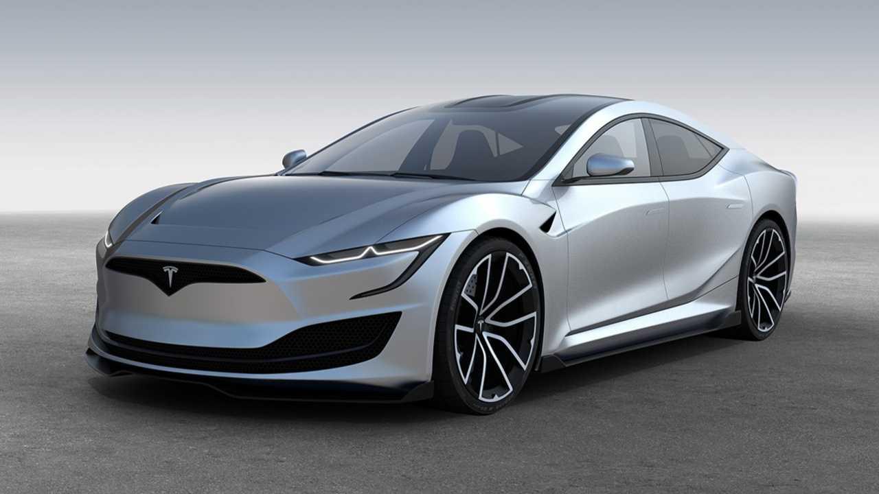 Слухи: Осенью Tesla начнет производство следующего поколения ...