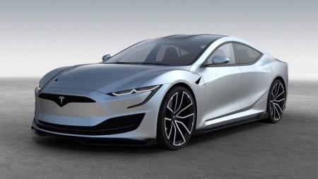 Слухи: Осенью Tesla начнет производство следующего поколения электромобилей Model S и Model X, которые получат обновленный дизайн, три двигателя, новую батарею и запас хода 640 км