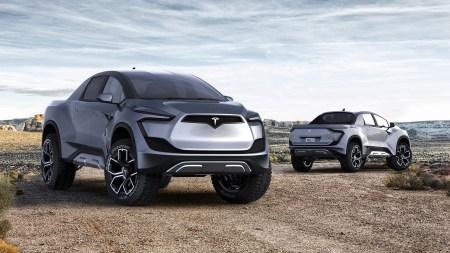 Илон Маск: Tesla Pickup будет функциональнее, чем Ford F-150 и быстрее, чем Porsche 911 при ценнике менее $50 тыс.