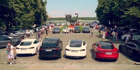 Украинские владельцы электромобилей Tesla обратились к Илону Маску с просьбой выйти на наш рынок. Илон Маск ответил «Ok» [видео]