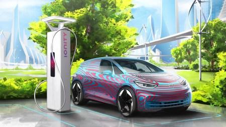 Volkswagen установит 36,000 зарядок для электромобилей в Европе к 2025 году, предзаказы на модель VW ID.3 уже превысили 20 тыс. штук