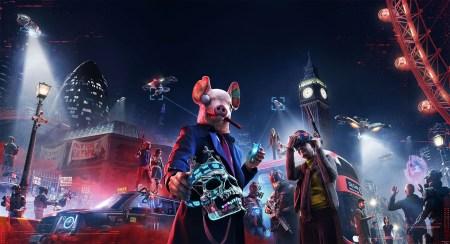 Игра Watch Dogs Legion выйдет 6 марта 2020 года, Ubisoft опубликовал 11 минут геймплея и открыл предзаказы