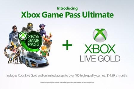 Комбинированная подписка Xbox Game Pass Ultimate теперь включает сразу три сервиса: Live Gold, Game Pass для консолей и Game Pass для ПК