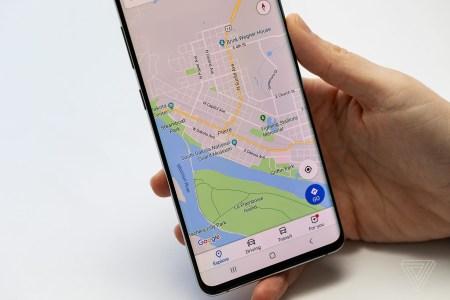 Google Maps теперь показывает скорость движения при поездках на автомобиле