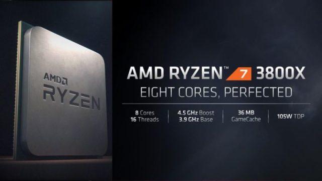 AMD Ryzen 3000: заметный прирост производительности в играх, 16-ядерный флагман Ryzen 9 3950X не потребует специальных материнских плат - ITC.ua