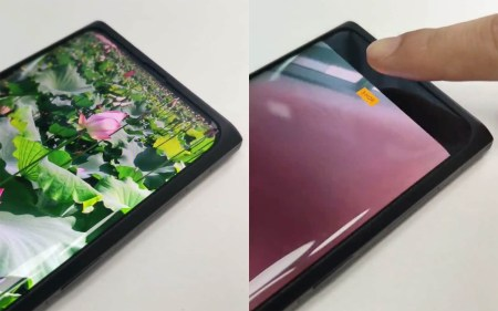 Oppo и Xiaomi показали прототипы смартфонов с фронтальной камерой под дисплеем
