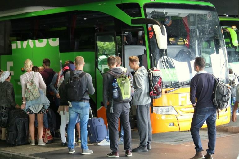 Европейский автобусный лоукостер Flixbus объявил о запуске рейсов в Украине